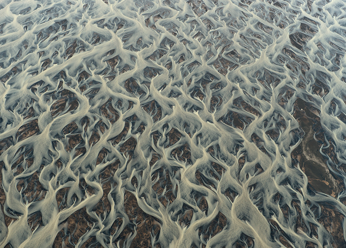 Iceland from the Air // Moss and Fog 4