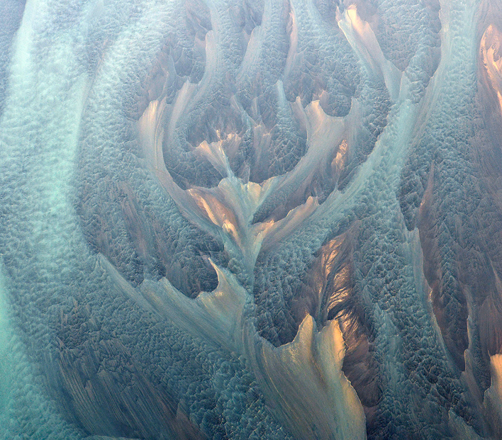 Iceland from the Air // Moss and Fog 6