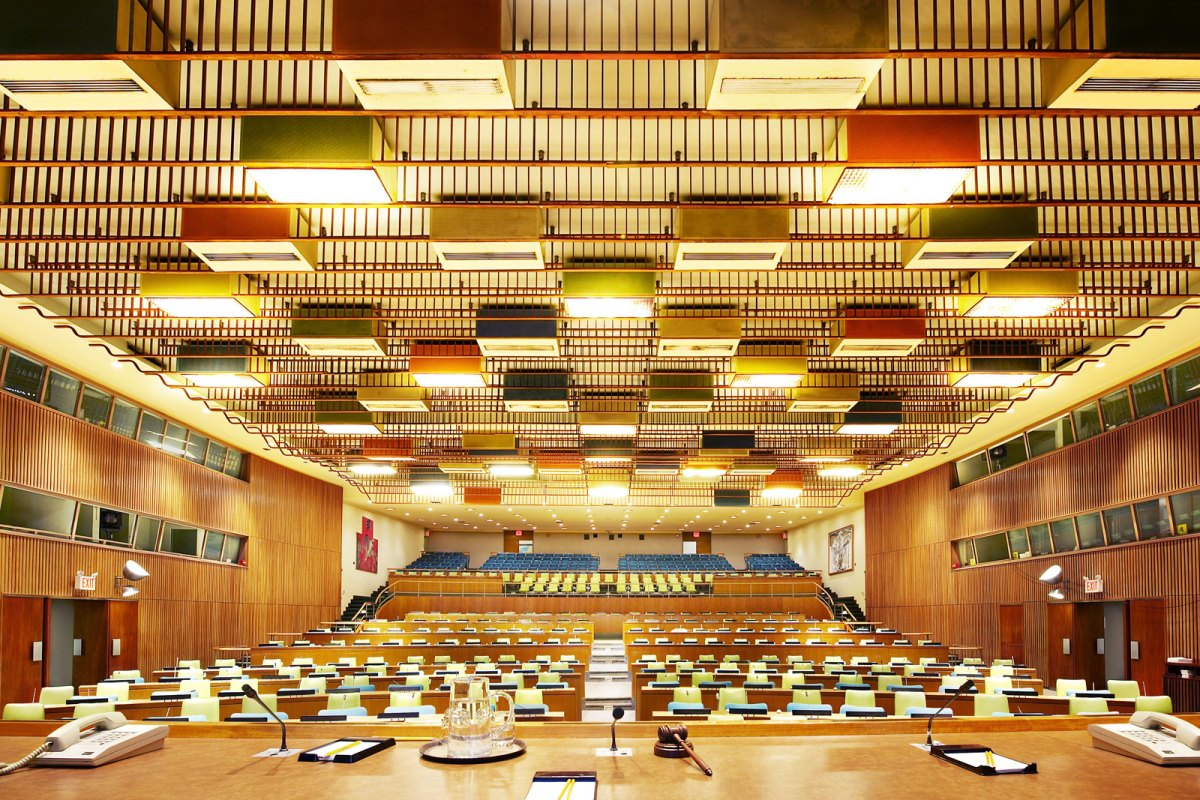 UN Trusteeship Council - New York 2008