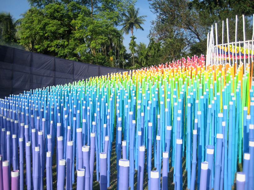 bamboo-temporary-temple-pavilion-abin-design-studio-designboom-03