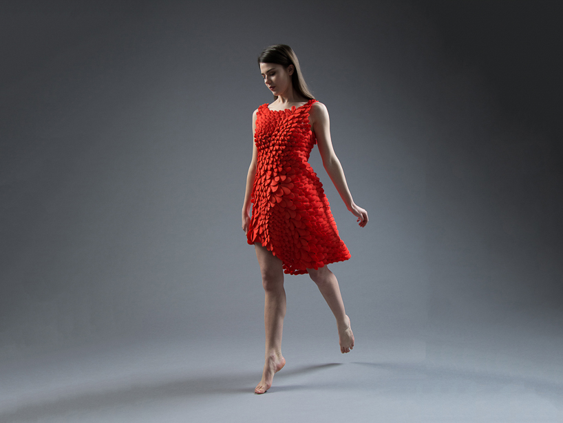 3d printed dress dance