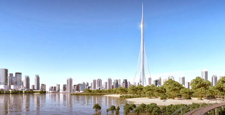 santiago-calatrava-dubai-creek-harbour-worlds-tallest-observation-tower-united-arab-emirates-designboom-06