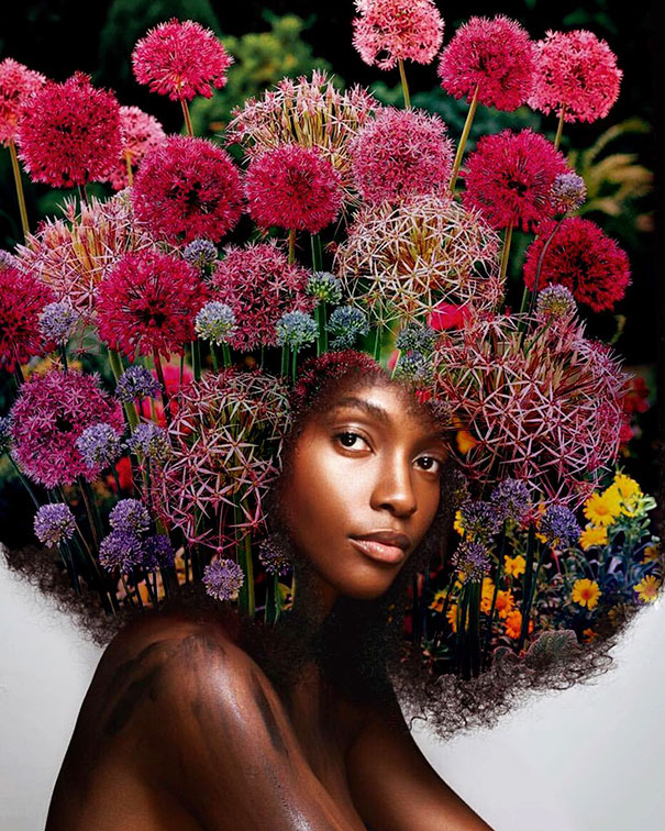 flowers-galaxy-afro-hairstyle-black-girl-magic-pierre-jean-louis-36