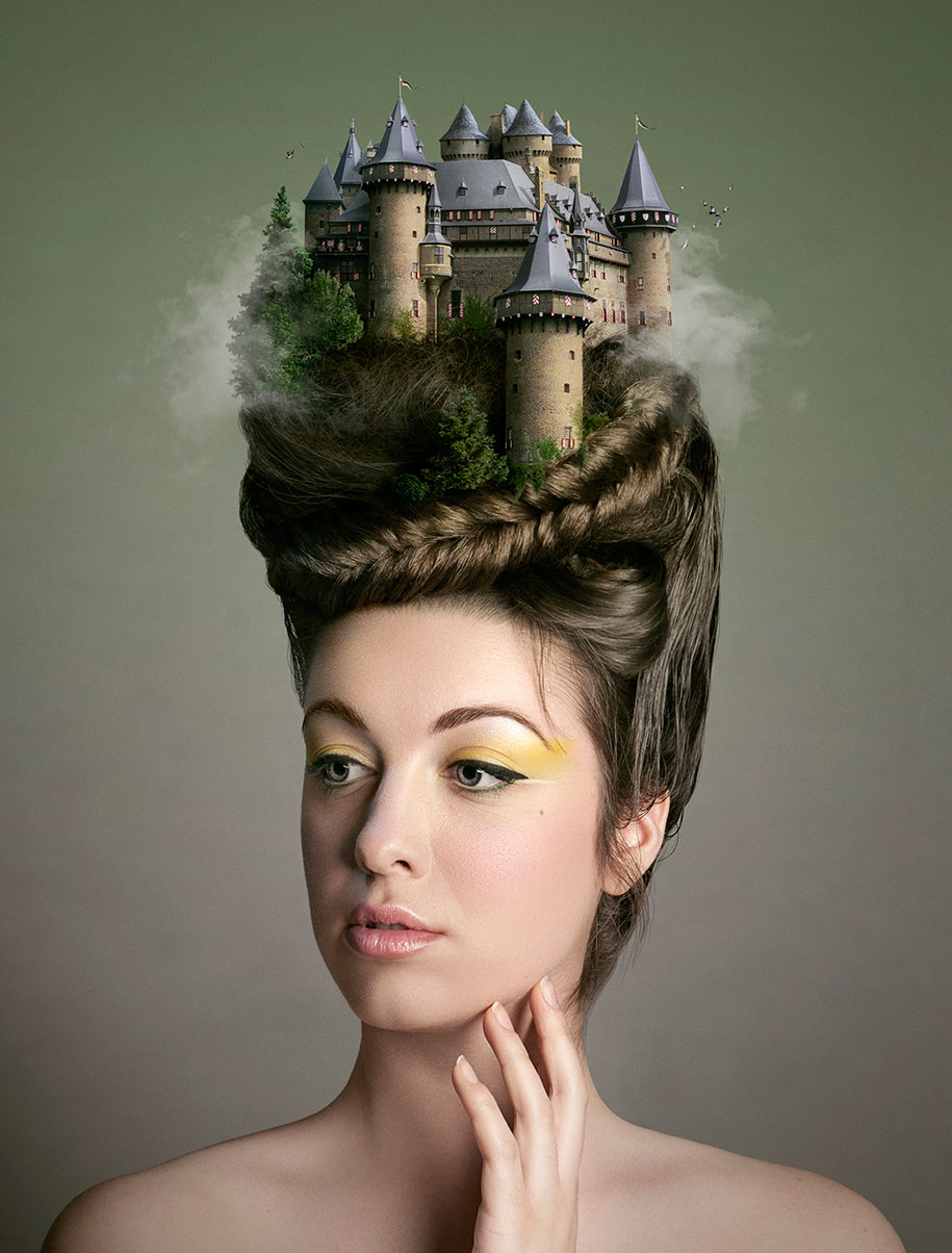digital-art-surreal-dream-portraits-photography-genevieve-bellehumeur-anais-faubert-2