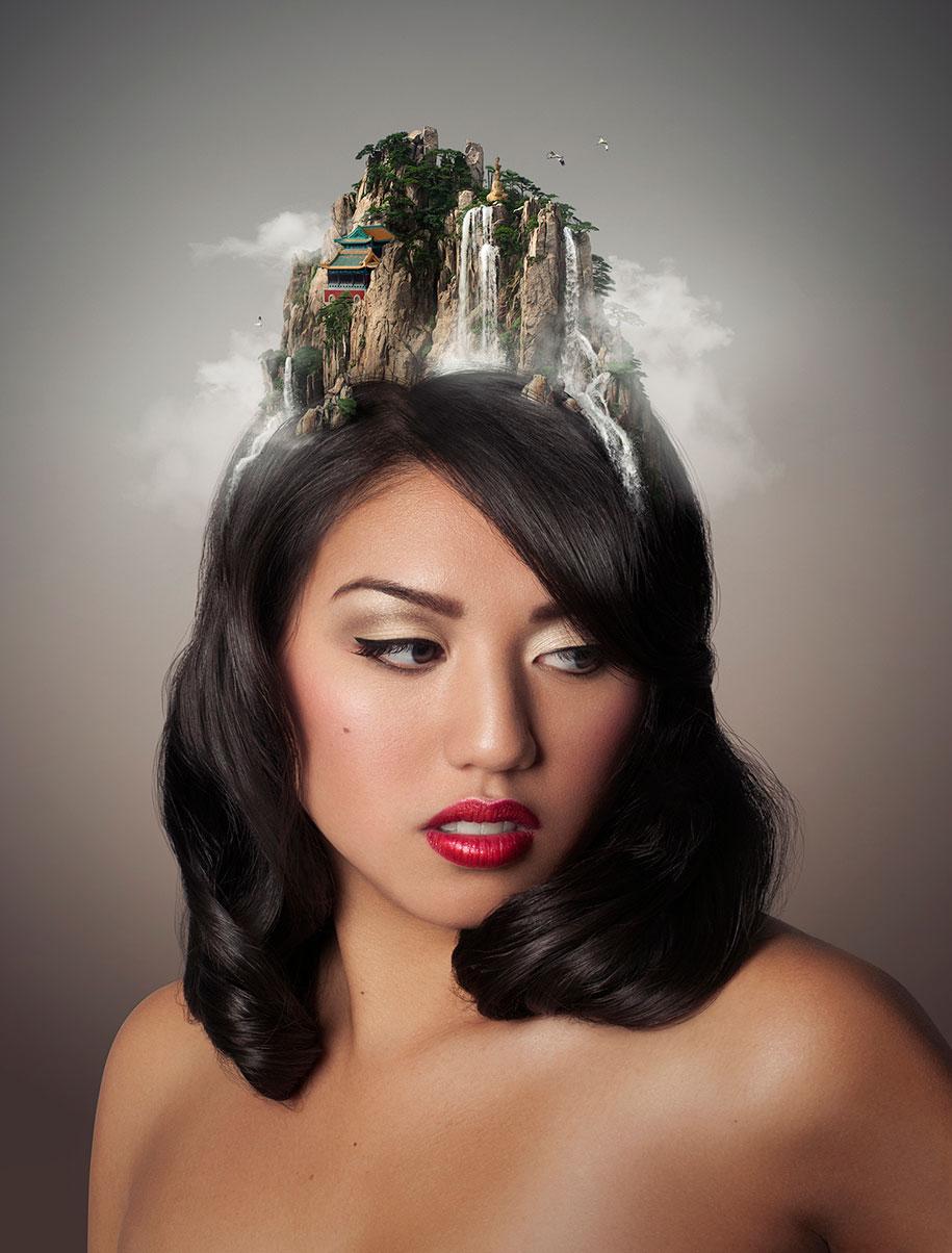 digital-art-surreal-dream-portraits-photography-genevieve-bellehumeur-anais-faubert-5