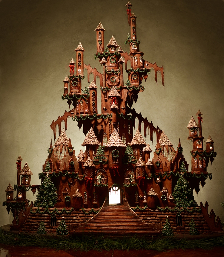 christine-mcconnell-5-foot-tall-gingerbread-castle-moss-and-fog-4