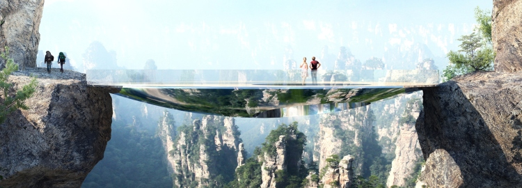 martin-duplantier-architectes-zhangjiajie-pavilions-lookout-china-moss-and-fog-2