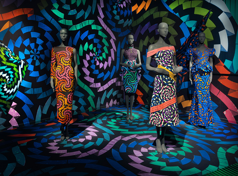 Vlisco Moss and Fog 4
